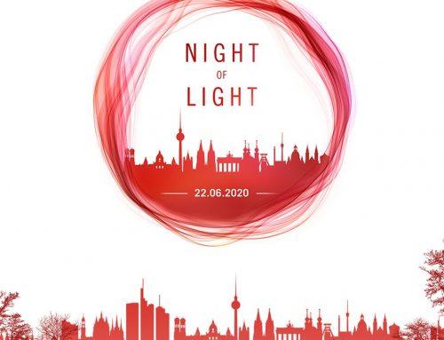 Zeichen.Setzen – Night of Light 2020