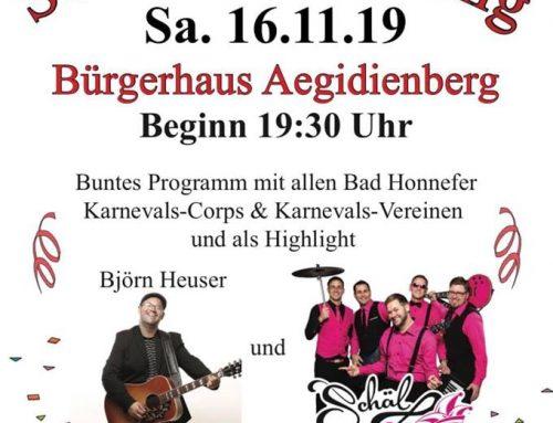Partner des Festkomitee Bad Honnefer Karneval e.V.