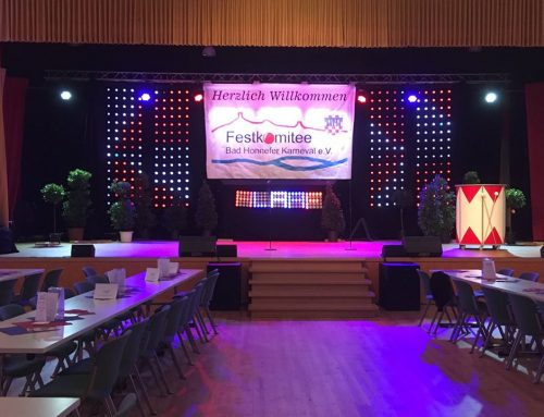 Sessionseröffnung 2019 des Festkomitee Bad Honnefer Karneval e.V.