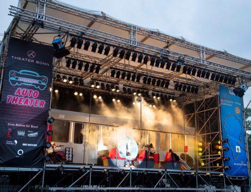 Eine Bühne für das Autotheater Bonn!